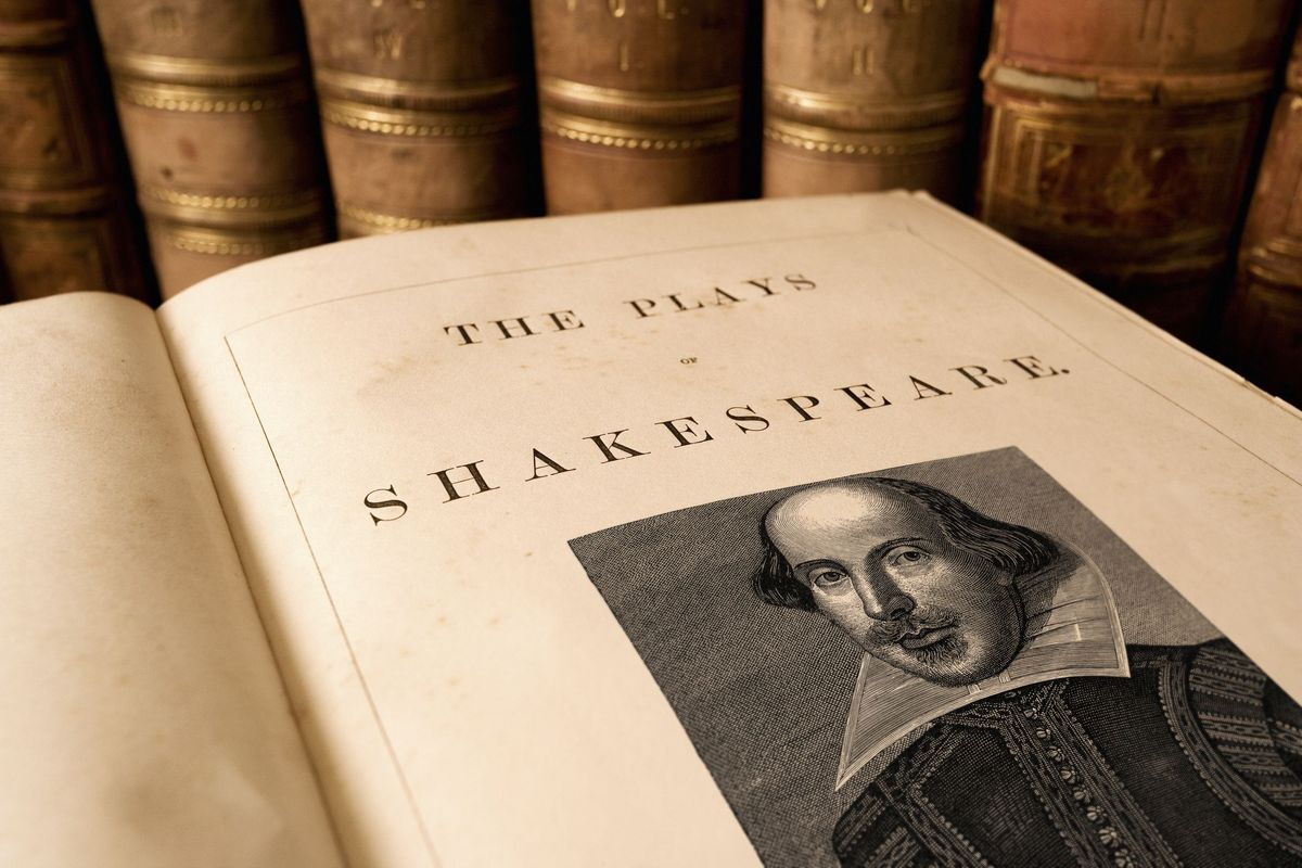 William Shakespeare, sammendrag biografi og hovedverk