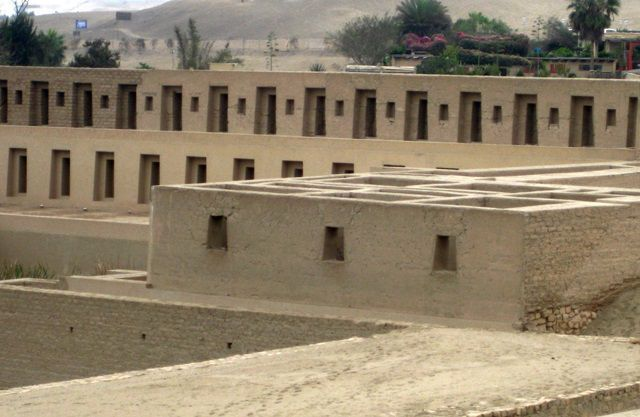Archaeological Sanctuary of Pachacamac