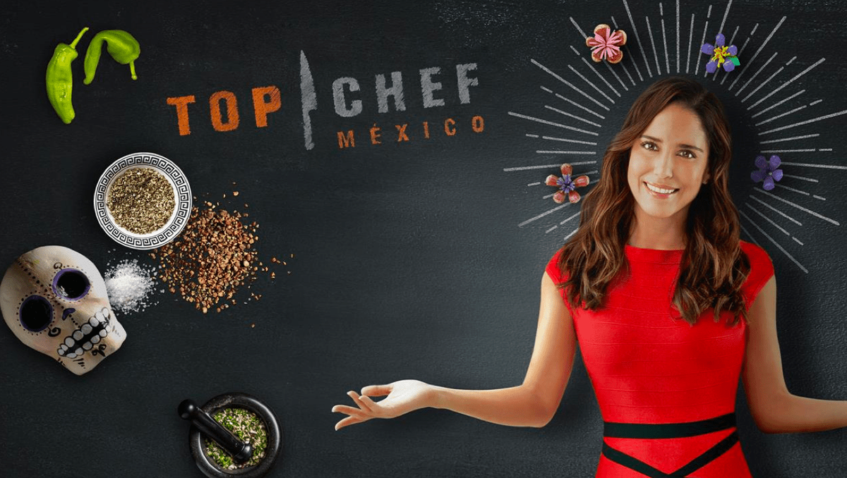 Top Chef Mexico La grande gastronomie mexicaine devant le public hispanique