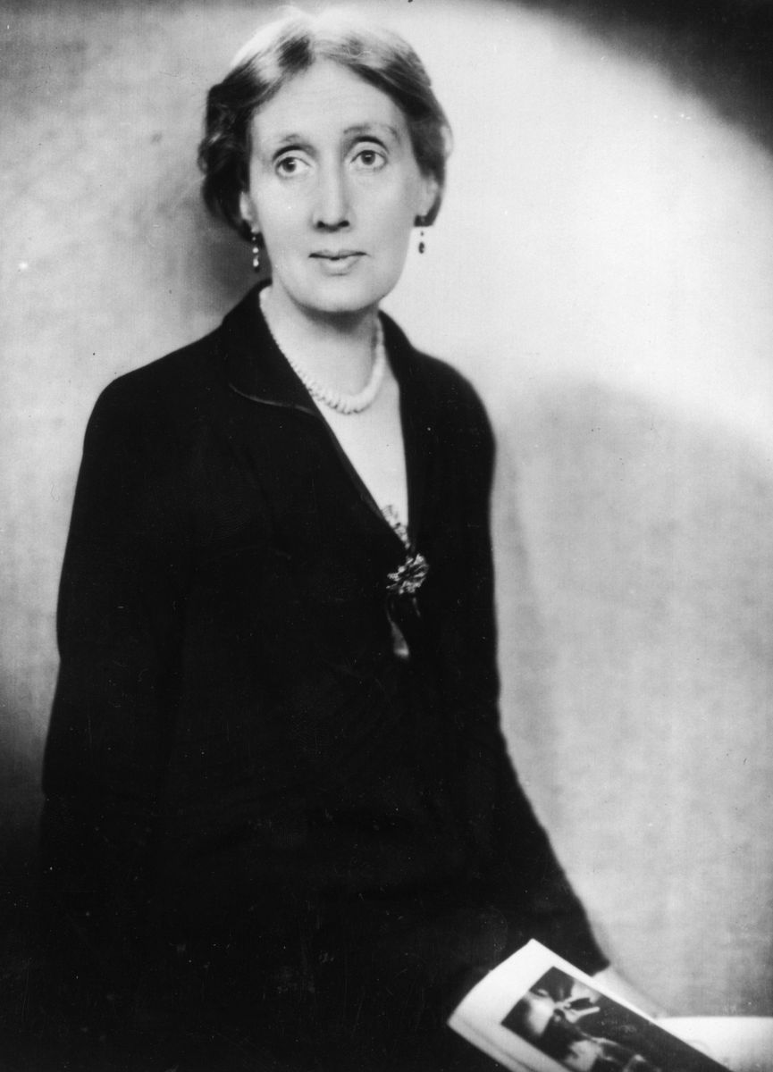 Virginia Woolf, den store renoveringen av romanen